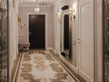 Квартира «Квартира в Б. Афанасьевском переулке.», прихожая . Фото № 28788, автор Архитектурная мастерская Бориса Коломейченко