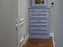 Квартира «Интерьер однокомнатной квартиры», коридор . Фото № 28808, автор Полонский Глеб