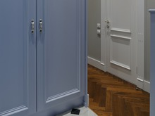 Квартира «Интерьер однокомнатной квартиры», прихожая . Фото № 28806, автор Полонский Глеб