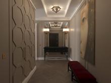 Квартира «По следам Возрождения», коридор . Фото № 28814, автор Горчакова Ольга