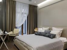 Квартира ««Интерьер для миллениала»», спальня . Фото № 28826, автор Василов Денис, Дизайн Холл