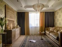 Квартира «Remembering Gatsby», гостиная . Фото № 28831, автор Саркисян Марина