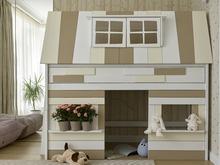 Квартира «Квартира в ЖК Алые паруса», детская . Фото № 28841, автор Андрея Стубе архитектурное бюро