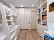 Квартира «Интерьер четырехкомнатной квартиры», детская . Фото № 28854, автор Полонский Глеб