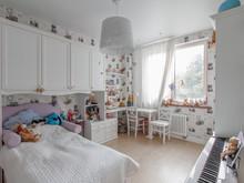 Квартира «Лофт с красной люстрой.», детская . Фото № 28880, автор EGO-DESIGN архитектурное бюро