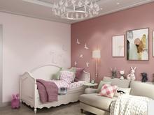 Квартира «СЕРО-БЕЖЕВОЕ НАСТРОЕНИЕ», детская . Фото № 28901, автор Алёны Чекалиной Дизайн студия