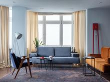 Квартира «ЖК Эдельвейс», гостиная . Фото № 28967, автор Алексеева Юлия