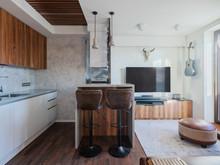 Квартира «for MAN», гостиная . Фото № 28970, автор Александрова Катерина