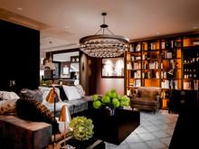 Квартира «English Quarters», гостиная . Фото № 29206, автор INRE