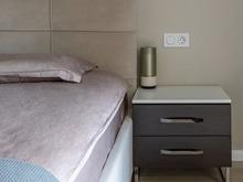 Квартира «Квартира с прекрасным видом», спальня . Фото № 29264, автор Варшавский Алексей