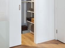Квартира «Белая квартира», гардеробная . Фото № 29277, автор Кисель Марина