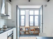 Квартира «Белая квартира», веранда лоджия . Фото № 29275, автор Кисель Марина