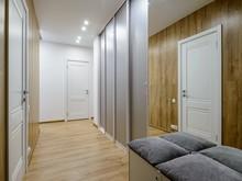 Квартира «50 оттенков серого в центре Сибири», прихожая . Фото № 29301
