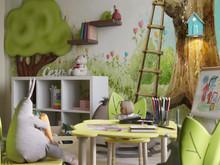 Квартира «Лесная Фея», детская . Фото № 29340, автор Cердюк Виктория