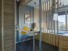 Квартира «max минимально», спальня . Фото № 29382, автор Новопольцева Анна