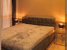 Квартира «Маленькая квартира в легком лофте», спальня . Фото № 29416, автор GENESIS Студия дизайна интерьера