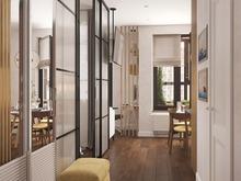 Квартира «Уютный Скандинавский стиль в ЖК Ясный», прихожая . Фото № 29423, автор Ивлиева Евгения