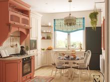 Квартира «Восток и Средиземноморье в ЖК Мишино», кухня . Фото № 29429, автор Ивлиева Евгения