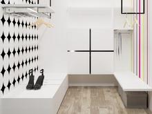 Квартира «Басманная_LIFE», гардеробная . Фото № 29444, автор Валкина Анна