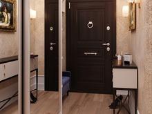 Квартира «Ар-деко на Славянском бульваре», прихожая . Фото № 29450, автор Ивлиева Евгения