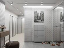 Квартира «Двухкомнатная Амбиции и мечты», прихожая . Фото № 29472, автор Романов Олег