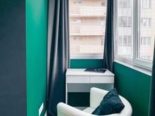 Квартира «ЖК Ломоносовский ( 51.4 м2), Москва», веранда лоджия . Фото № 29521, автор Идея Плюс