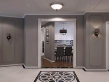 Квартира «ЖК «Лесная сказка»», прихожая . Фото № 29534, автор Wide Design Group