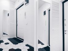 Квартира «ЖК Квартал 21/19», коридор . Фото № 29568, автор Идея Плюс