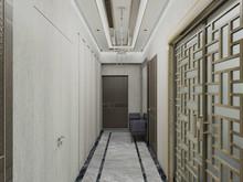 Квартира «Квартира на Садовом кольце», коридор . Фото № 29584, автор Крылова Татьяна