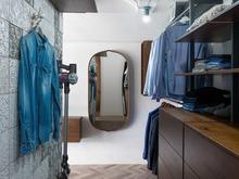 Квартира «TriBeCa в Москве», гардеробная . Фото № 29668, автор Рынденкин  Сергей