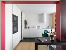 Квартира «Пробка и Вино», кухня . Фото № 29670, автор Смышляева Ирина