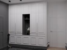 Квартира «Просторная квартира в ЖК Платинум», прихожая . Фото № 29680, автор Смышляева Ирина
