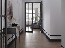 Квартира «Просторная квартира в ЖК Платинум», коридор . Фото № 29675, автор Смышляева Ирина