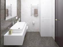 Квартира «Два мира», ванная . Фото № 29697, автор Хачатурова Галина