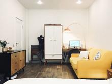 Квартира «Солнечная Скандинавия: квартира на Фрунзенской», гостиная . Фото № 29698, автор Идея Плюс