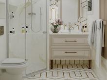 Квартира «Квартира на Васильевском острове», ванная . Фото № 29707, автор Смышляева Ирина