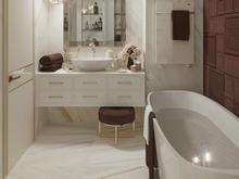 Квартира «Квартира на Васильевском острове», ванная . Фото № 29715, автор Смышляева Ирина