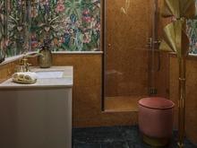 Квартира «Апартаменты ЖК Лайнер», ванная . Фото № 29803, автор Мишакова Надежда