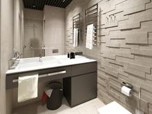 Квартира «MKN», ванная . Фото № 29873, автор Филиппова Янина