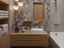 Квартира «Без суеты», ванная . Фото № 29877, автор Cердюк Виктория