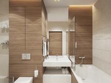 Квартира «CHP_74», ванная . Фото № 29891, автор Филиппова Янина