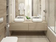 Квартира «novo», ванная . Фото № 29895, автор Филиппова Янина