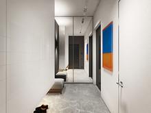 Квартира «Ino», прихожая . Фото № 29915, автор Филиппова Янина