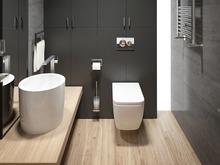 Квартира «Ino», ванная . Фото № 29914, автор Филиппова Янина
