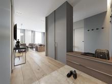 Квартира «Lovo », прихожая . Фото № 29920, автор Филиппова Янина