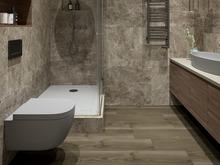 Квартира «Дизайн проект квартиры, ЖК Headliner (Хедлайнер)», ванная . Фото № 29967, автор Декотренд