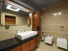 Квартира «Интерьер квартиры в Саратове», ванная . Фото № 29981, автор Исаев Павел