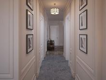 Квартира «Квартира в ЖК Русский Авангард», коридор . Фото № 29995, автор Качалов Иван