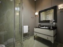 Квартира «Квартира в ЖК Русский Авангард», ванная . Фото № 29992, автор Качалов Иван