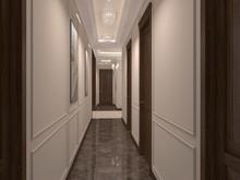 Квартира «Квартира в ЖК Парк Рублево», коридор . Фото № 30002, автор Качалов Иван